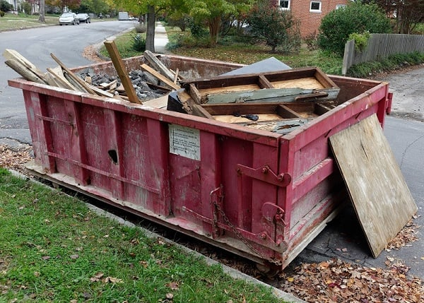 Dumpster Rental Queen Anne's County MD
